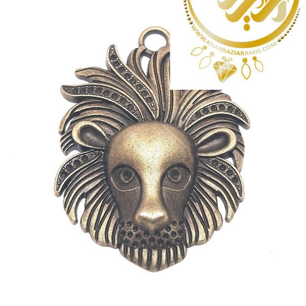 ov[;hvشیر جنگل Jungle Lion Plate
