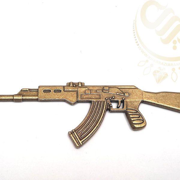 خرجکاراسلحه کلانشینکف Kalashnikov rifle plate