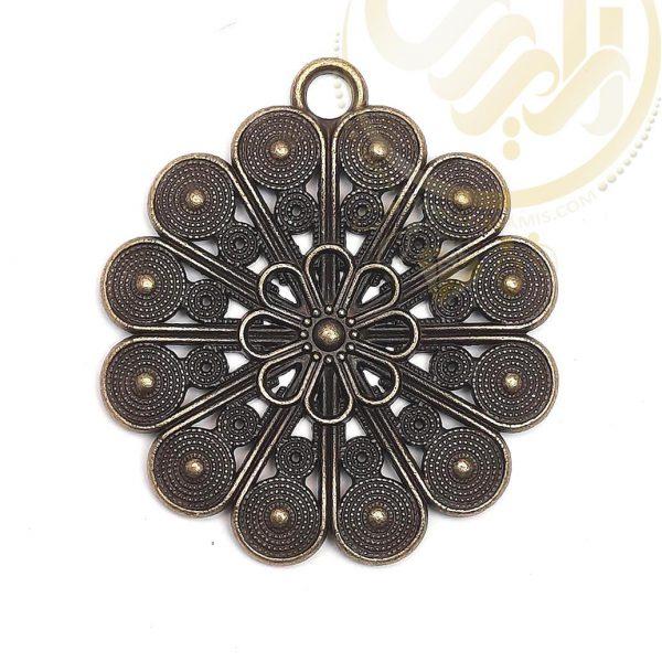 گل Flower plate