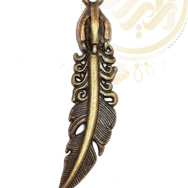 پر عقاب Eagle feather plate